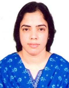 Ms. Rafia Rahman Sumi