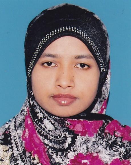 Shaharima Parvin
