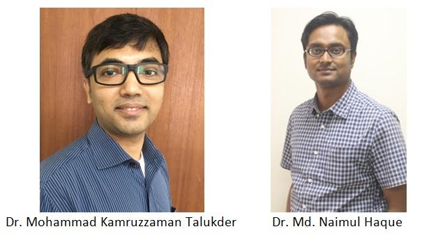 Faculty Members of Civil Engineering Department at...