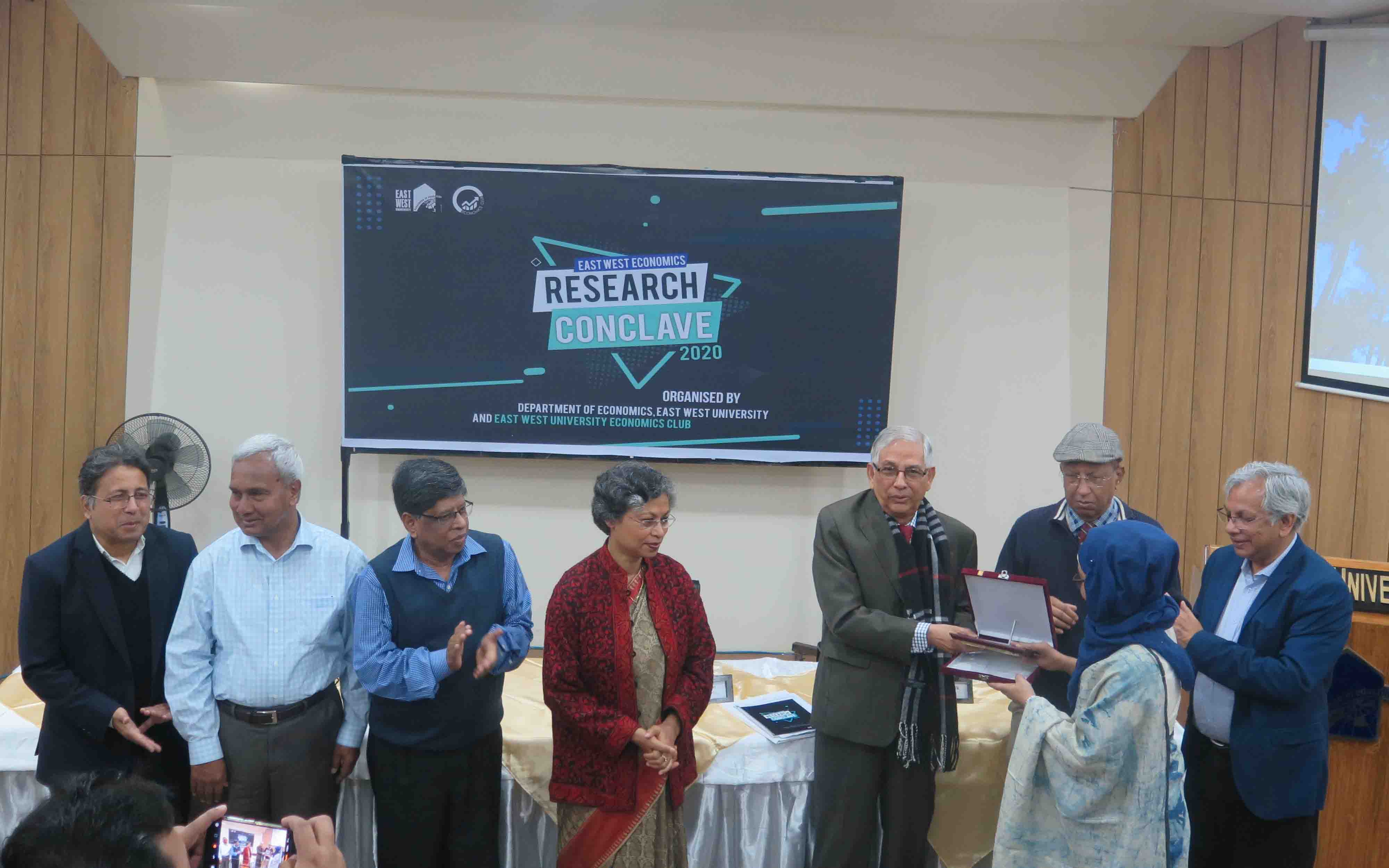 EWU Arranges a Research Conference