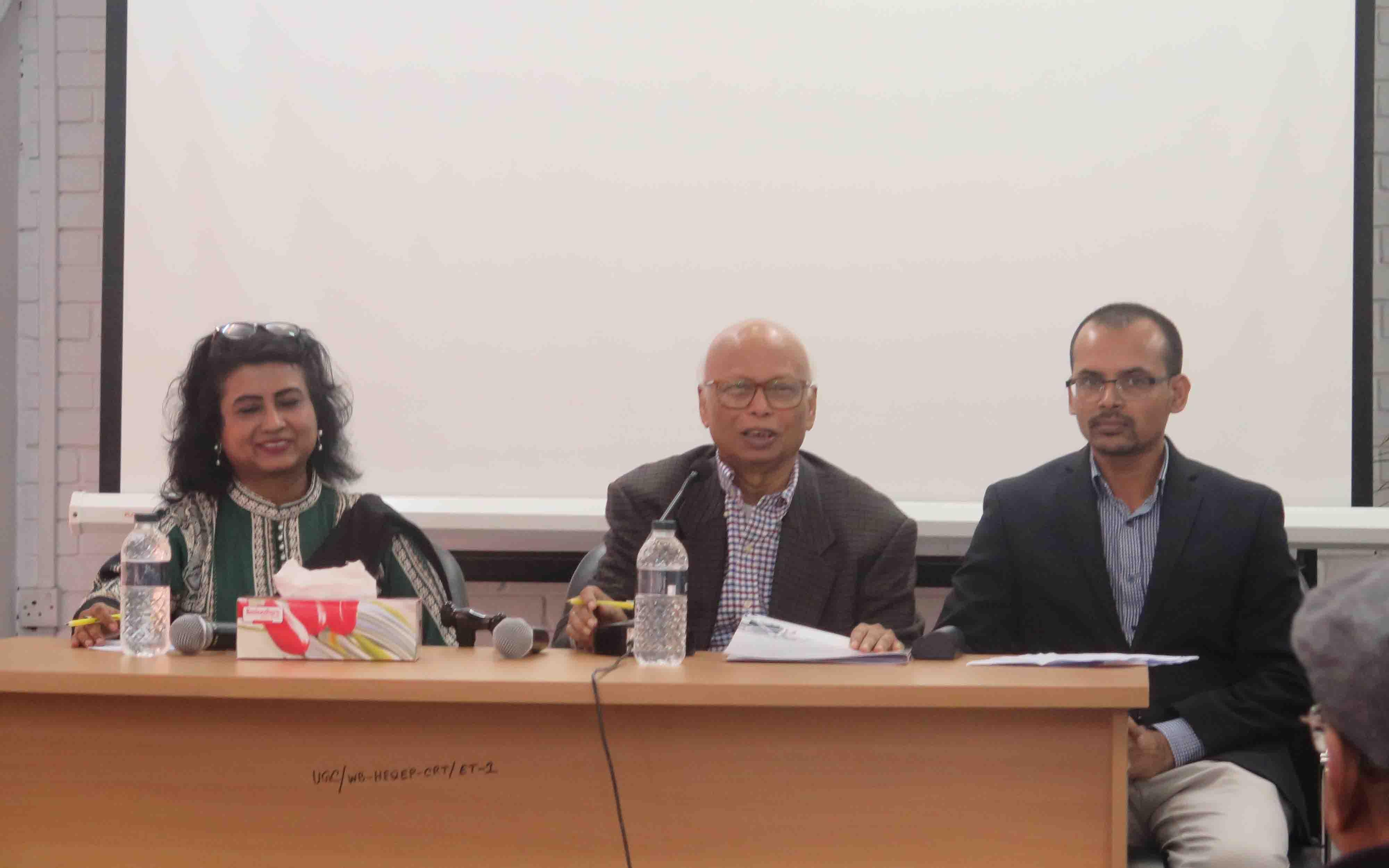 "EWU-CRT Organizes a Seminar on ""The Emerging Gig E..."