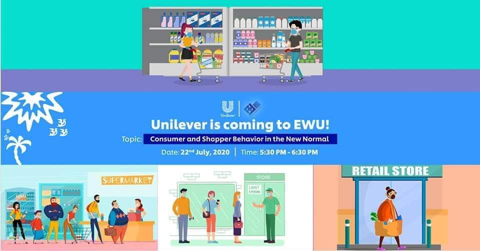 EWUCMC & Unilever Bangladesh enlighten the student...