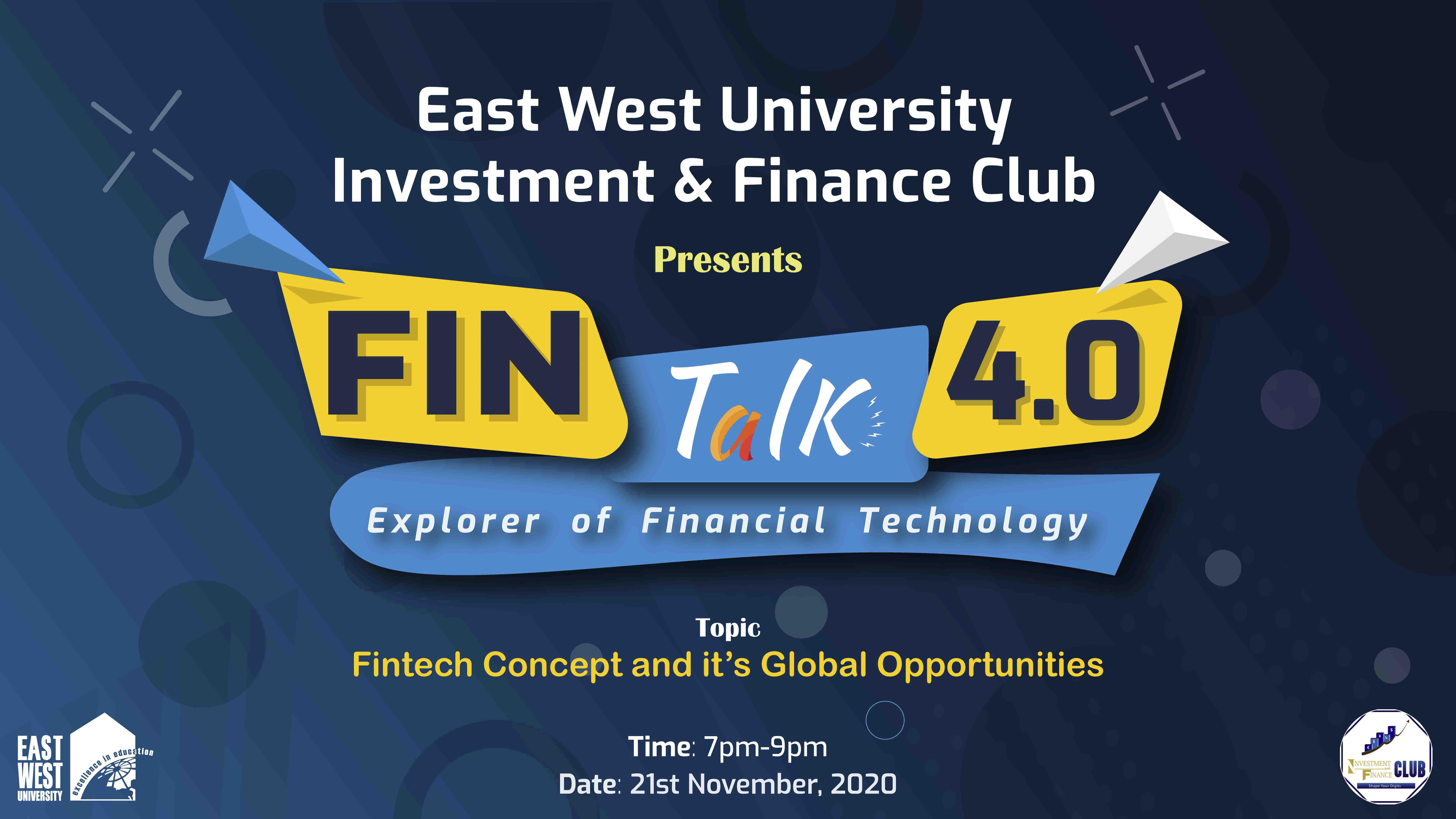Fintalk 4.0: Explorer of Financial Technology (Fin...
