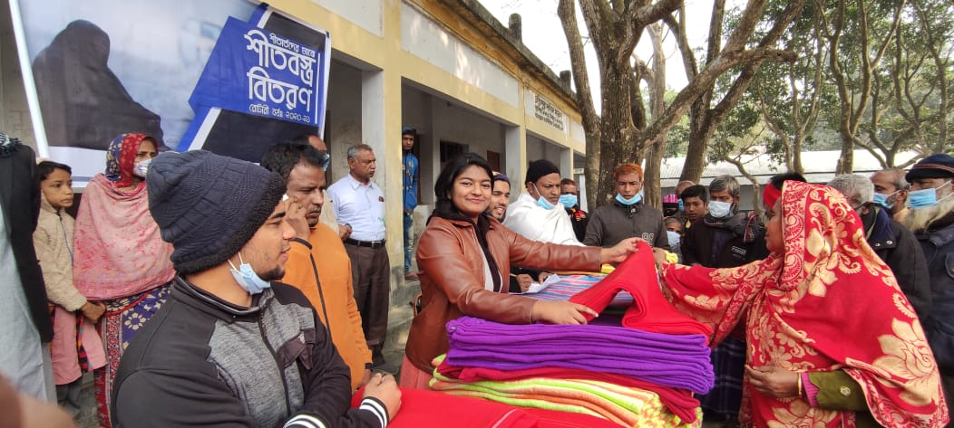 Winter Smile Fair and Cloth Distribution (2020-202...