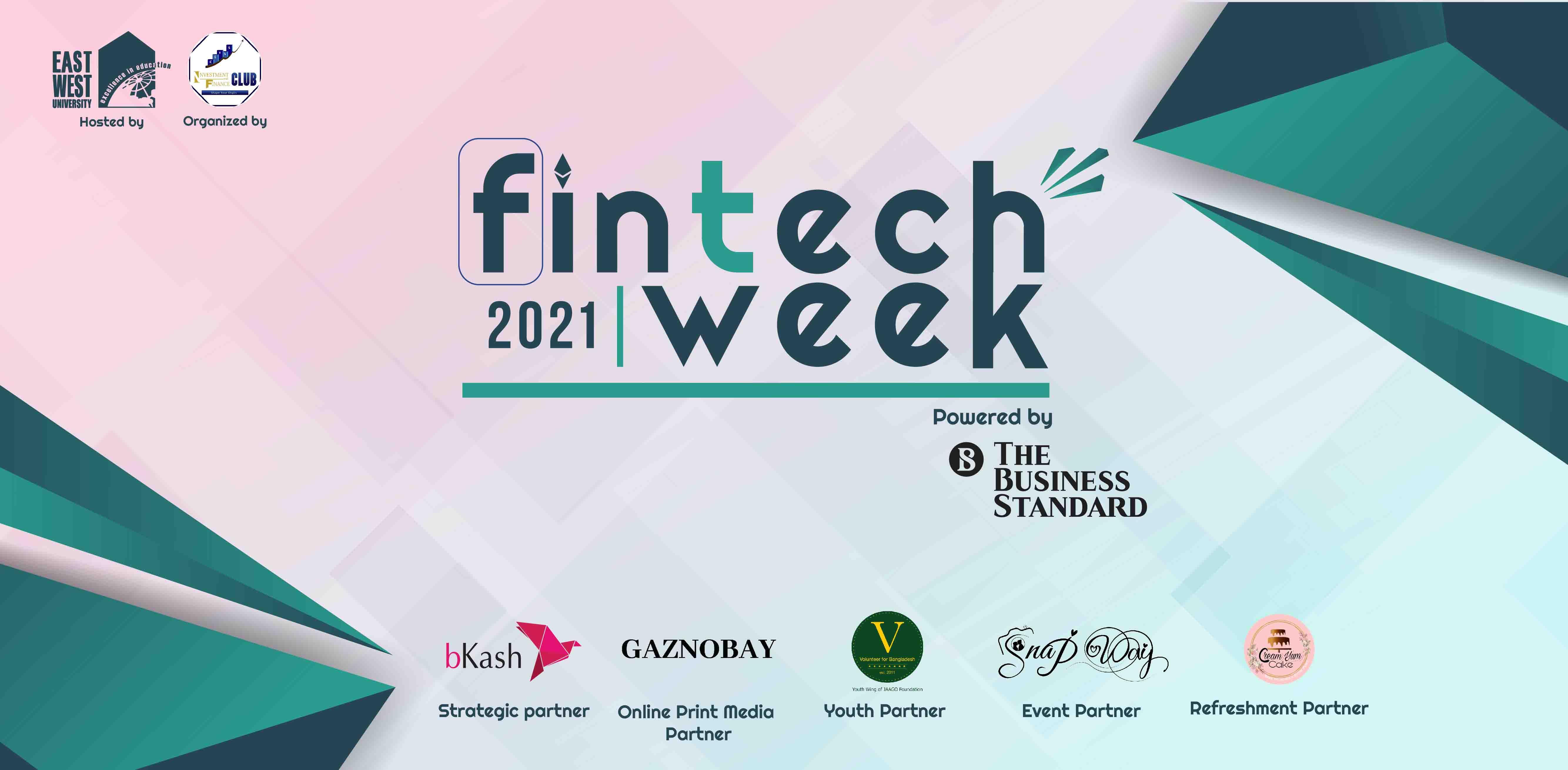 The FinTech Week 2021- A Series of Learning Festiv...